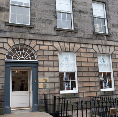 Edinburgh Opticians Cameron Optometry
