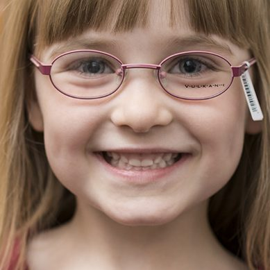 Short-sightedness in children must be managed