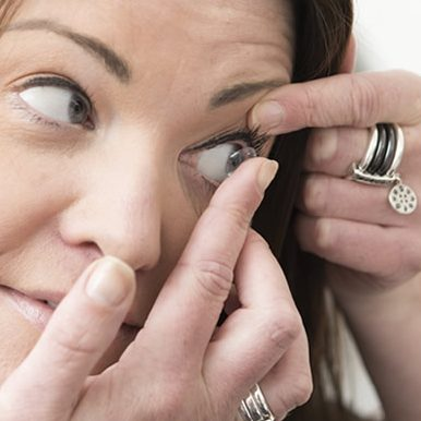 Contact lens wearers wanted for study into cornea shape