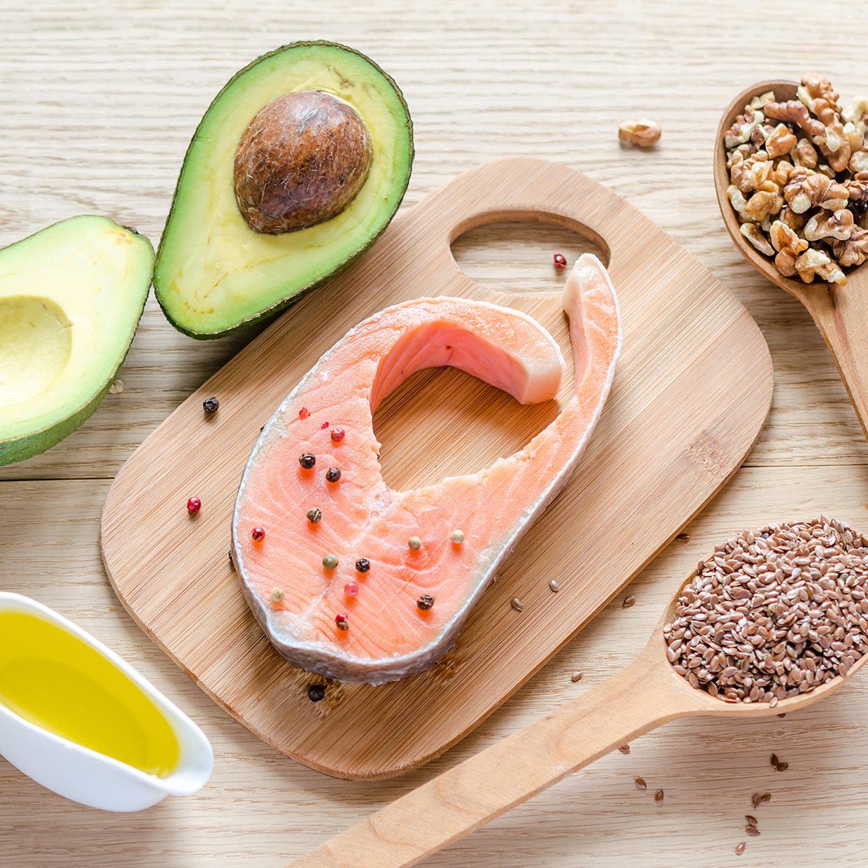 Nutrition for good eye health