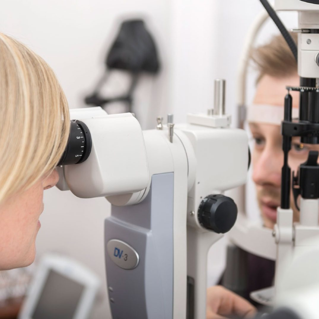 Technology, expertise and time: seek out a comprehensive eye examination
