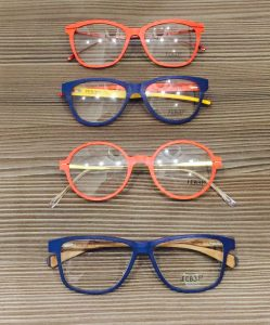 Feb31st blue and orange frames