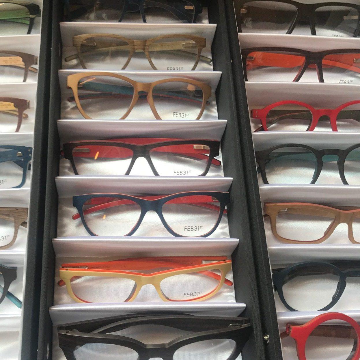 Eyewear boutique summer event