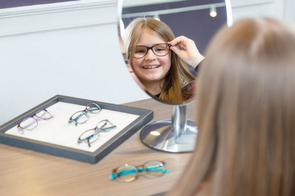 Win New Glasses For The New Term